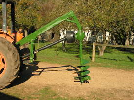 Posthole Digger 75h/p, JTS201-75E Digger    - picture0' - Click to enlarge
