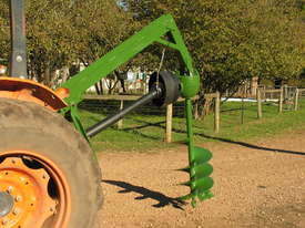 Posthole Digger 75h/p, JTS201-75E Digger    - picture1' - Click to enlarge