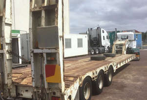 Lusty Semi Low Loader/Platform Trailer