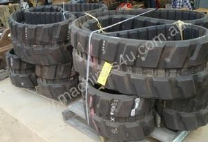 Bridgestone Rubber Tracks Different Sizes