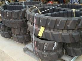 Rubber Tracks New and Used Different Sizes - picture0' - Click to enlarge