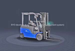 Brand New BYD Lithium Battery Forklift