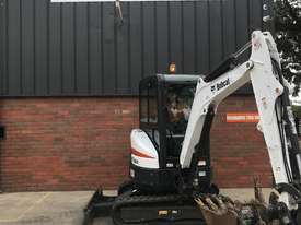 Bobcat E26 Low hours  - picture1' - Click to enlarge