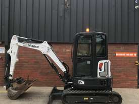 Bobcat E26 Low hours  - picture0' - Click to enlarge