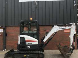 Bobcat E26 Low hours  - picture2' - Click to enlarge