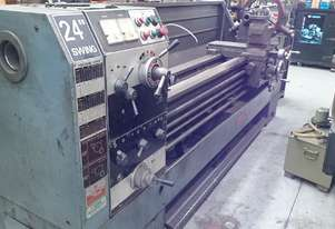 Used manual centre lathe