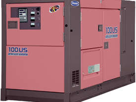 DENYO 100KVA Diesel Generator - 3 Phase - DCA-100USI - Ultra Silenced - Super Silenced - picture0' - Click to enlarge