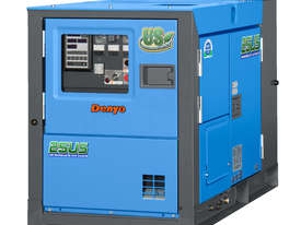 DENYO 100KVA Diesel Generator - 3 Phase - DCA-100USI - Ultra Silenced - Super Silenced - picture2' - Click to enlarge