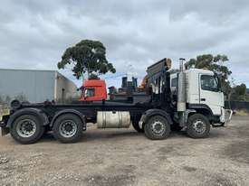 2003 Volvo Hook lift FM 12  - picture4' - Click to enlarge