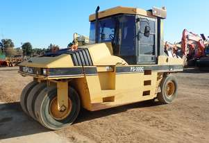 Caterpillar PS300C Multi Tyre Roller