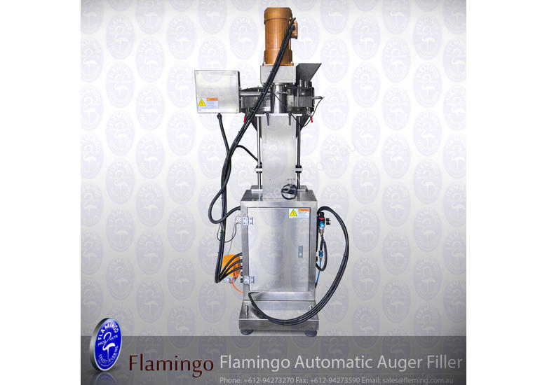 Flamingo Volumetric Semi-Auto Auger Filler (EFAFS-5000V)