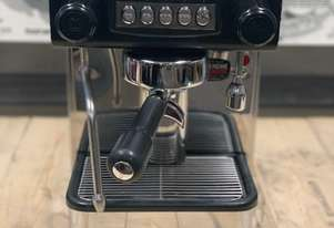 EXPOBAR OFFICE CONTROL 1 GROUP STAINLESS ESPRESSO COFFEE MACHINE