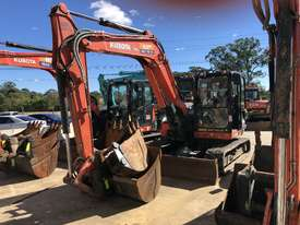 2015 8 Tonne Excavator Kubota KX080 in Good Condition with 1813 Hours - picture0' - Click to enlarge