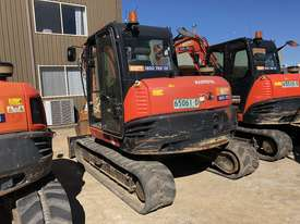 2015 8 Tonne Excavator Kubota KX080 in Good Condition with 1813 Hours - picture2' - Click to enlarge