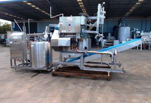 Twin Paddle Forberg Mixer, Capacity: 200Lt