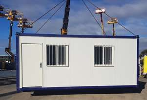 6 x 3 Site Office with Kitchen