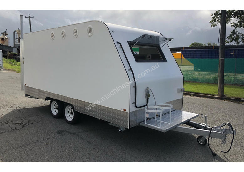 Supersize Food Trailer 6.3 x 2.1m from $49,990 + GST