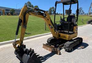 CATERPILLAR 301.7DCR Track Excavators