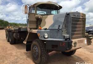 Mercedes Benz 1982 Mack 6x6 NIL
