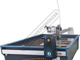 X-MW 105 CNC Waterjet Cutting System 3050 x 1550mm cutting capacity - picture2' - Click to enlarge