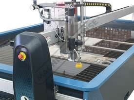 X-MW 105 CNC Waterjet Cutting System 3050 x 1550mm cutting capacity - picture3' - Click to enlarge