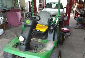 John Deere 1565 Series 2 4WD Ride On . 3 Cylinder Yanmar 38HP