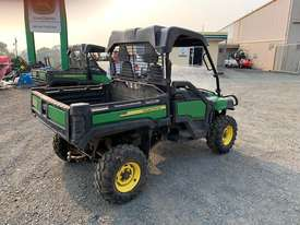 John Deere XUV 855D Gator Utility Vehicle - picture2' - Click to enlarge