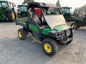 John Deere XUV 855D Gator Utility Vehicle - picture3' - Click to enlarge