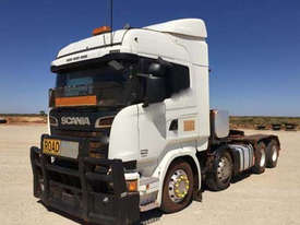 Scania  Primemover Truck - picture0' - Click to enlarge