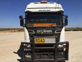Scania  Primemover Truck - picture1' - Click to enlarge