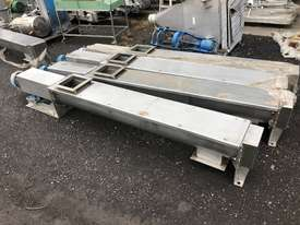SS Screw Conveyor - picture1' - Click to enlarge