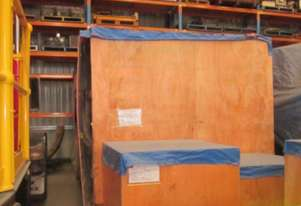 2000 kw 2700 hp 4 pole 1495 rpm 3000 volt Foot Mount 560 frame ABB AC Electric Motor Type HXR560LS4