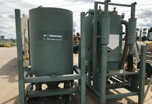Blasting Vaccuload Abrasive Recovery Unit