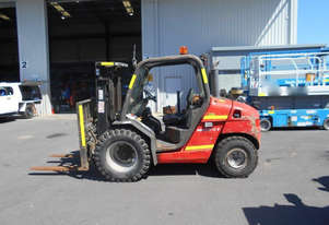 2005 Manitou MH25-4 Buggy – 2.5T All Terrain Forklift Located WA