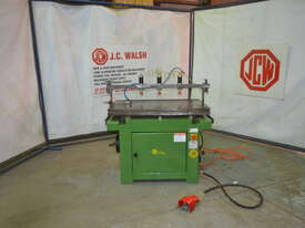 29 Spindle multi borer - picture1' - Click to enlarge