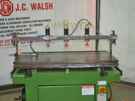29 Spindle multi borer - picture2' - Click to enlarge