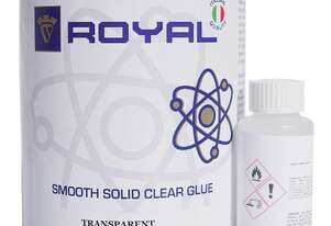 Royal Smooth Solid Clear Glue Transparent 1L