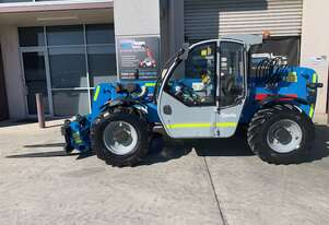 Used Genie GTH3007 For Sale with Pallet Forks