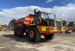2007 Hitachi AH400D Off Highway Truck