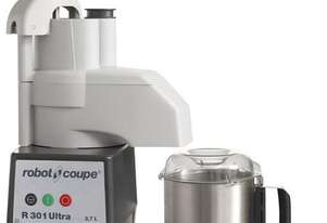 Robot Coupe R 301 Ultra Food Processor 3.7 Litre Bowl includes 4 discs