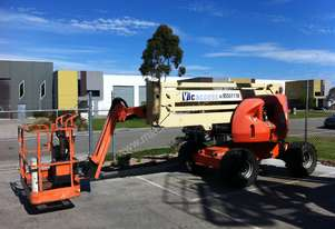 45ft (13.72m) Rough Terrain Articulating Boom Lift - Diesel