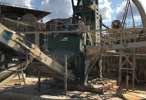 Cde Sand Quarry Washing Equipment