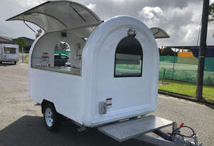 Coffee Trailer King Large Premium Package