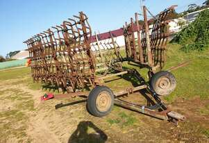 TRAILING HARROWS - 12.6M WIDE