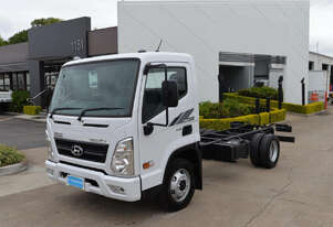 2020 HYUNDAI MIGHTY EX4 SWB - Cab Chassis Trucks