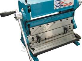 CM-300 3-in-1 Pressbrake, Guillotine & Rolls 300 x 1mm Mild Steel Capacity - picture2' - Click to enlarge
