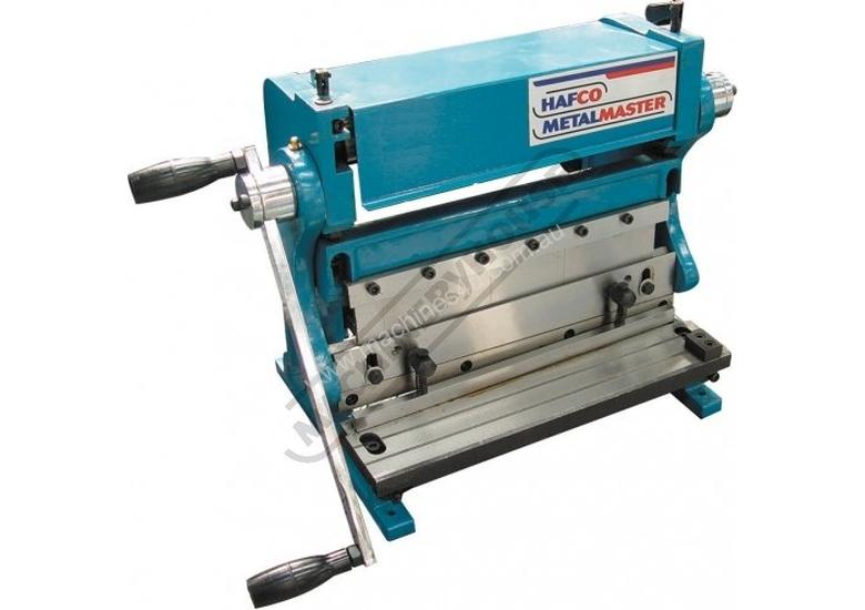 CM-300 3-in-1 Pressbrake, Guillotine & Rolls 300 x 1mm Mild Steel Capacity