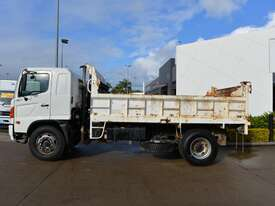 2007 HINO GH 500 - Tipper Trucks - picture2' - Click to enlarge