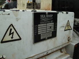 8kva sea wasp , marine set , only 2 left - picture1' - Click to enlarge
