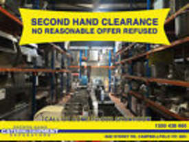 Cooking Equipment clearance Sale  - picture3' - Click to enlarge